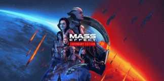 Mass Effect Legendary Edition crie sua própria capa para PS4 e Xbox One