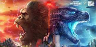 O PUBG Mobile Patch 1.4 traz Godzilla, King Kong e muito mais