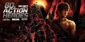 Call of Duty – Heróis dos anos 80 chegam ao jogo