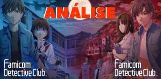Review de Famicom Detective Club