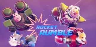Rocket Rumble, battle arena de corrida tem beta liberado