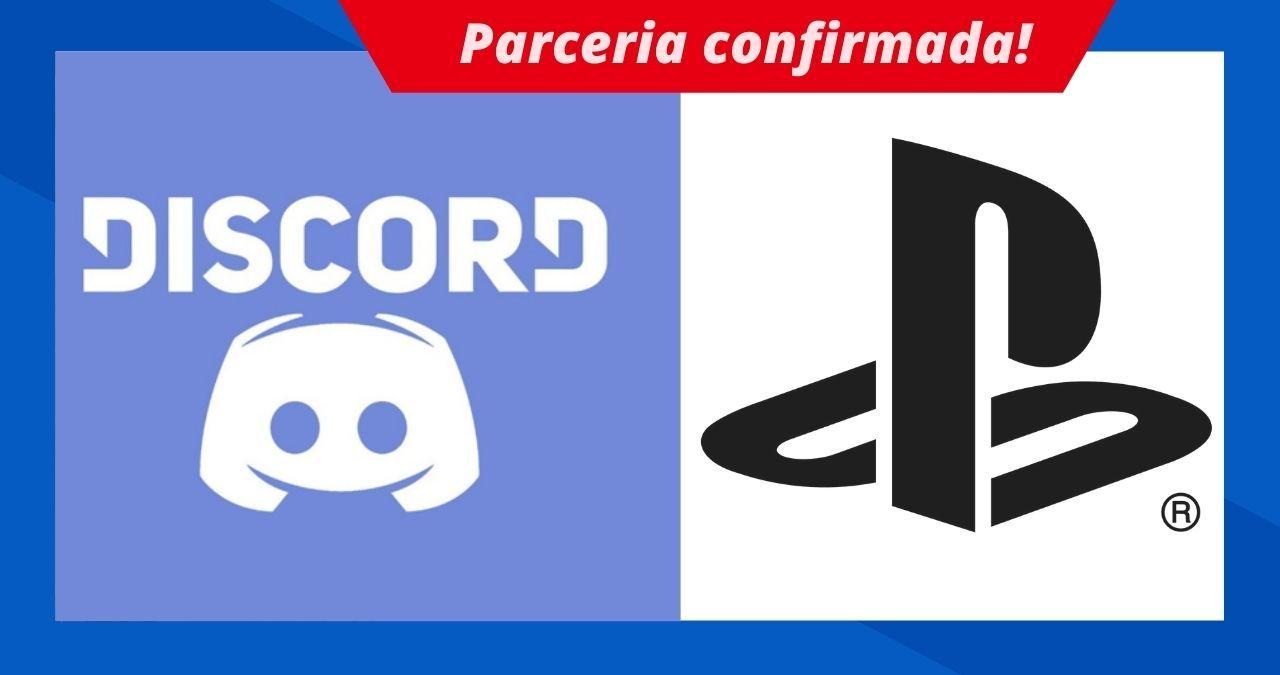 PlayStation anuncia parceria com Discord para 2022