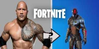 Fortnite: The Rock deve chegar em breve ao jogo