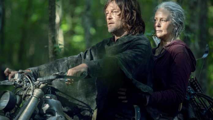 The Walking Dead: Negam e Maggie se unem em temporada final