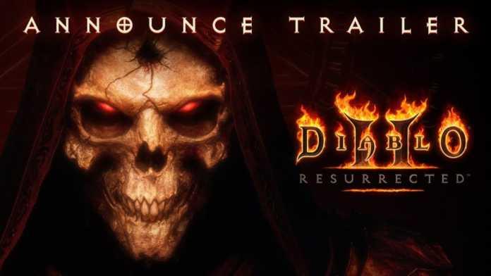 Diablo 2: Resurrected| Jogo ganha data de lançamento e trailer