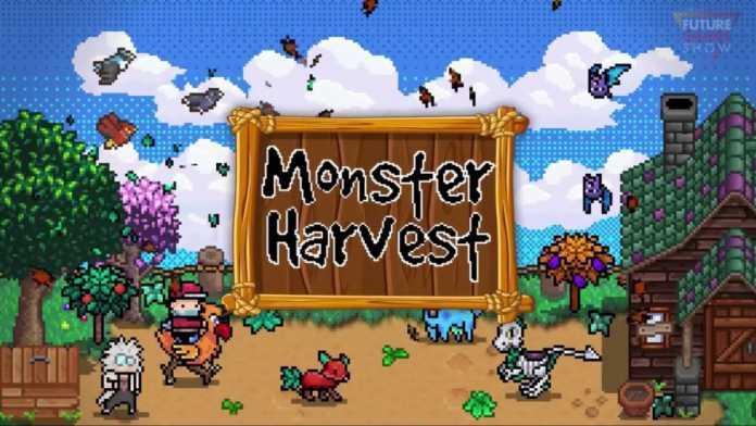 Monster Harvest: Jogo chega ao Nintendo Switch em Agosto