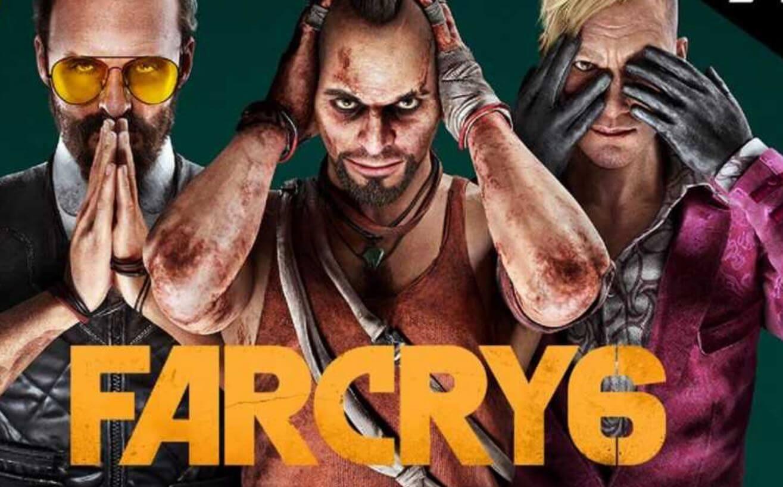 Far Cry 6 anuncia DLC com Vaas e outros vilões jogáveis