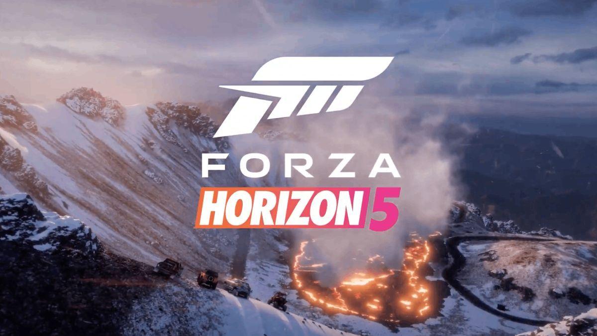 Forza Horizon 5 revelado, tem data de lançamento em novembro