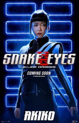 'G.I.Joe Origens: Snake Eyes'