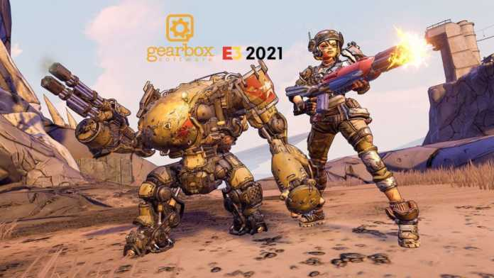 E3|2021: Gearbox confirma data e hora da conferência
