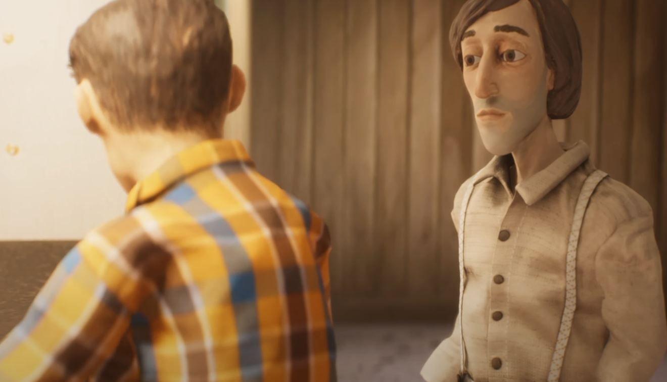 Harold Halibut recebe novo trailer de gameplay na E3 2021