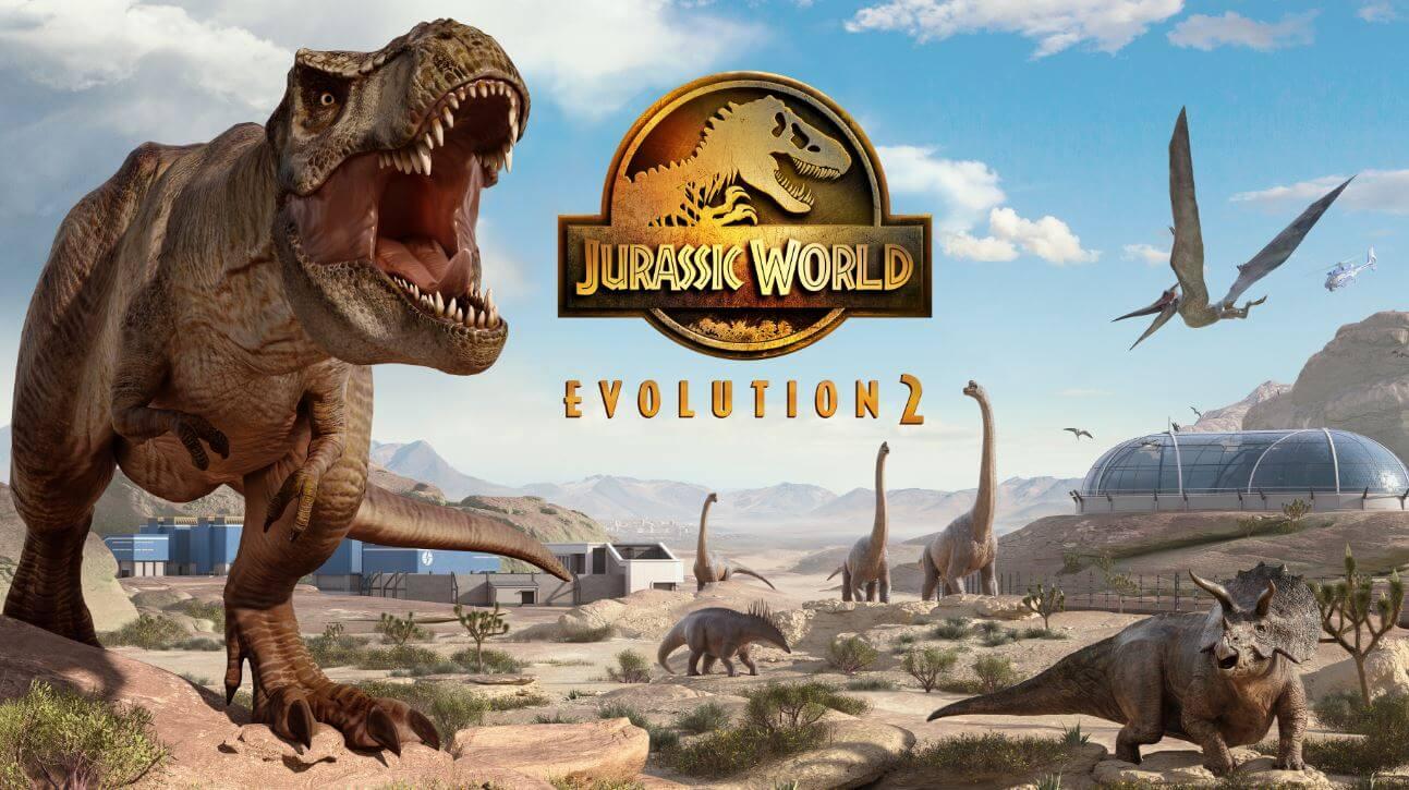 Jurassic World Evolution 2 é anunciado e com participação de Jeff Goldblum