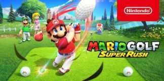 Mario Golf|Super Rush: Tela será restrita a dois players no Nintendo Switch