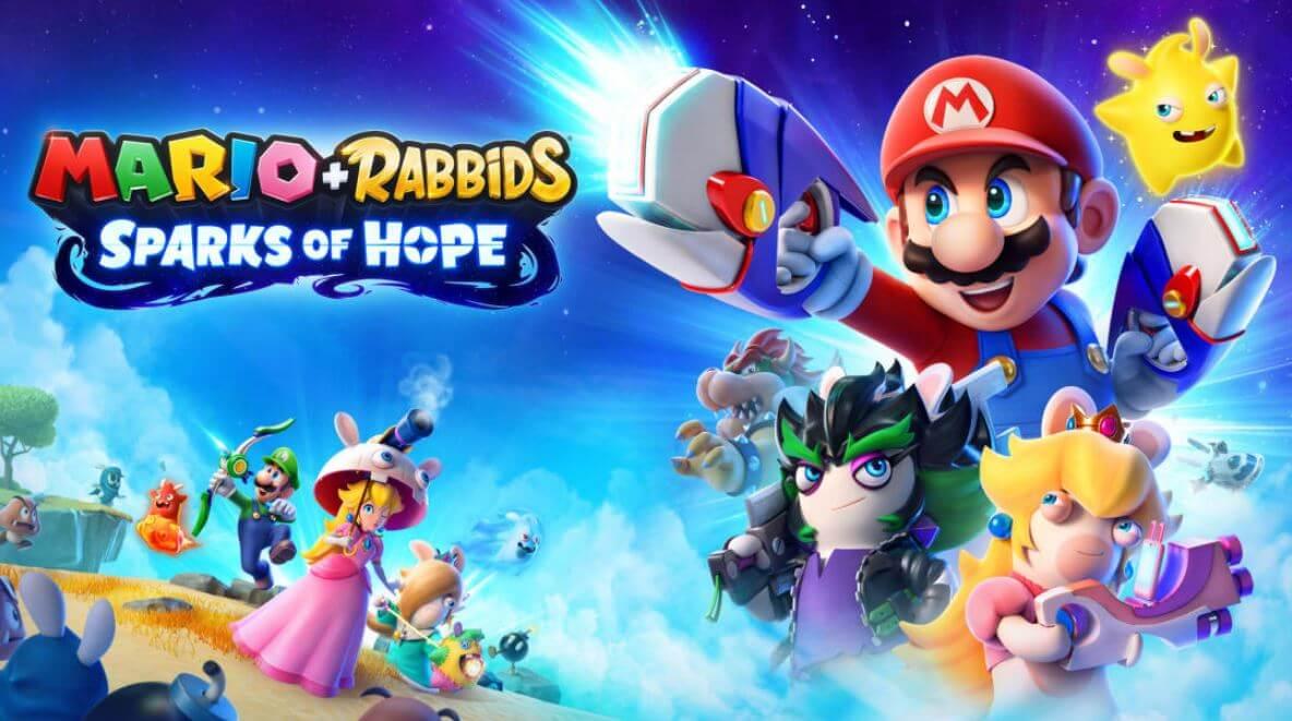 Mario + Rabbids Sparks of Hope ganha trailer com gameplay; confira!