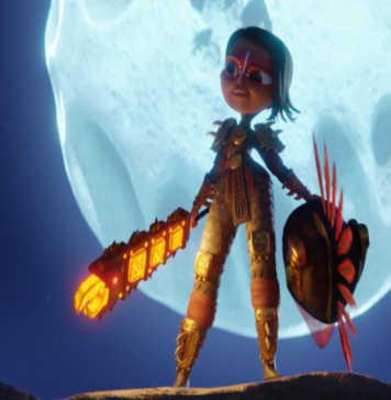 Primeiras imagens de Maya e os 3 Guerreiros