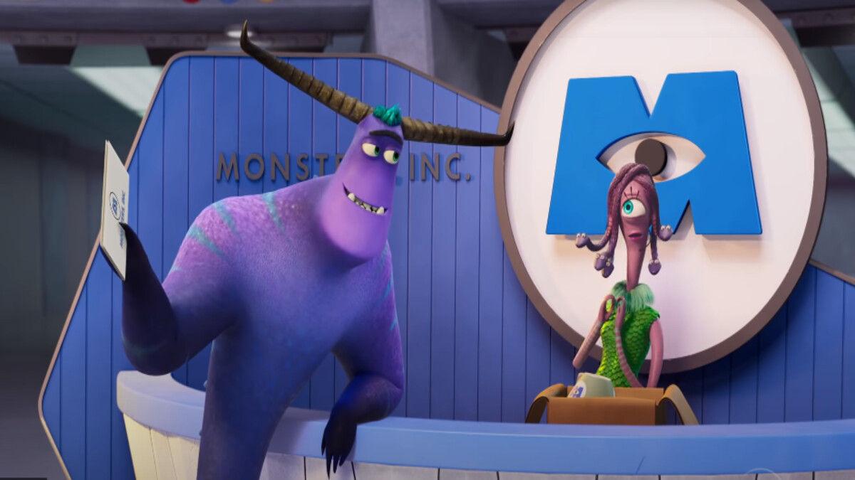 Monstros no Trabalho ganha trailer