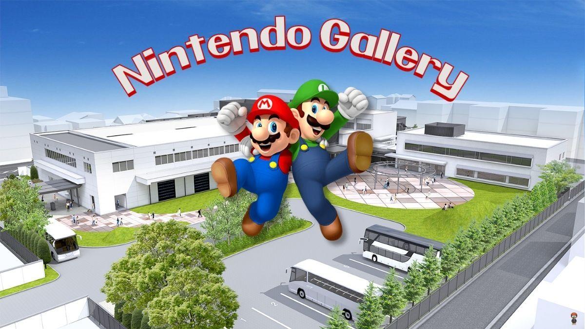 Nintendo anuncia museu dedicado à sua história