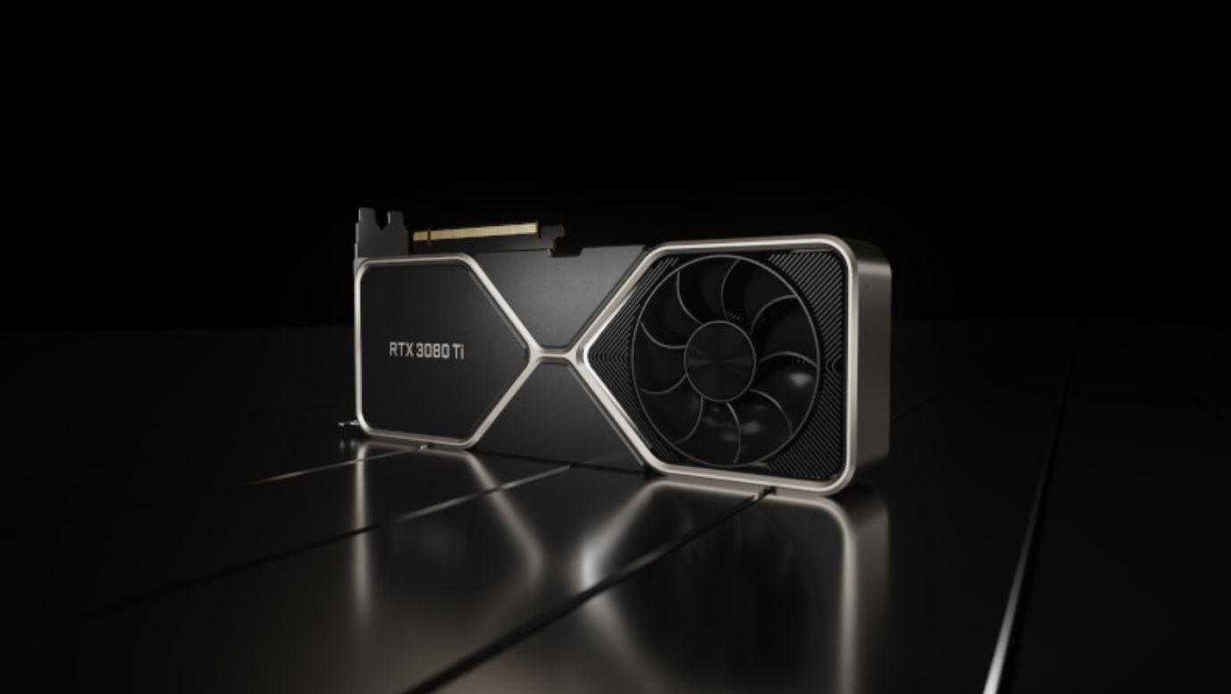 GeForce RTX 3080 Ti e RTX 3070 Ti chegam este mês às lojas