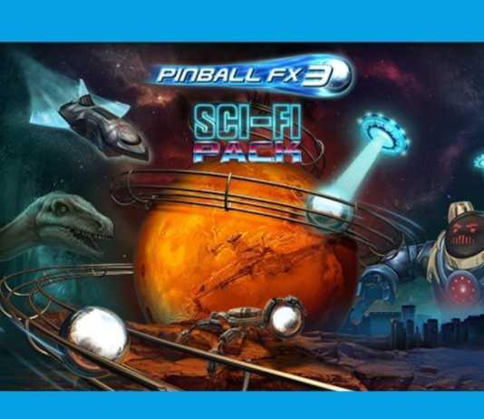 Gameplay casual de Pinball FX3 - Sci-Fi Pack DLC