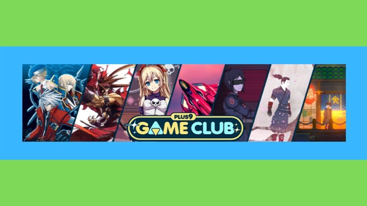 Plus9 Game Club, plataforma voltada para jogos asiáticos é lançada