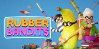 Rubber Bandits: prólogo dos personagens molengas está de graça