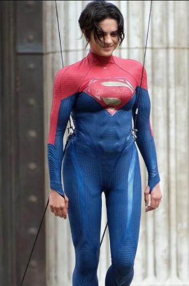 Traje da Supergirl