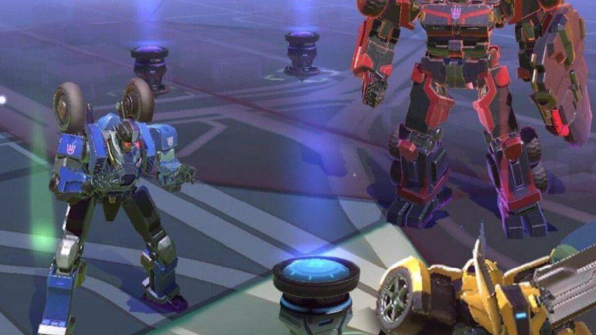 Transformers em realidade aumentada é anunciado