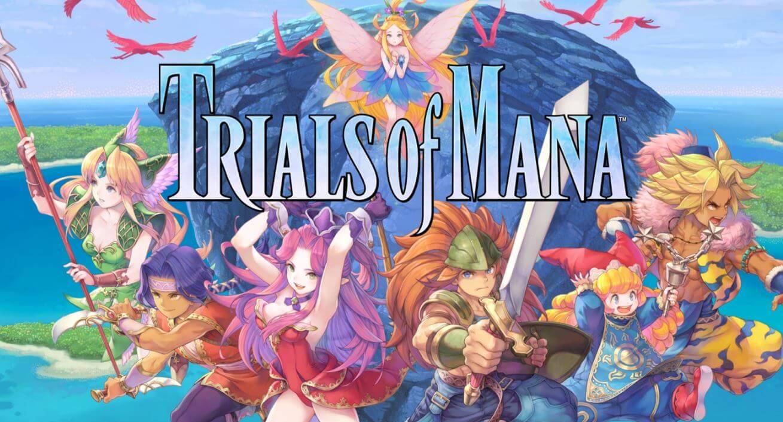 Trials of Mana versão mobile chega em 15 de julho