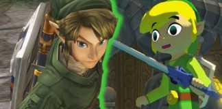 The Legend of Zelda: Twilight Princess e Wind Waker Remasters devem ser lançados após Skyward Sword HD