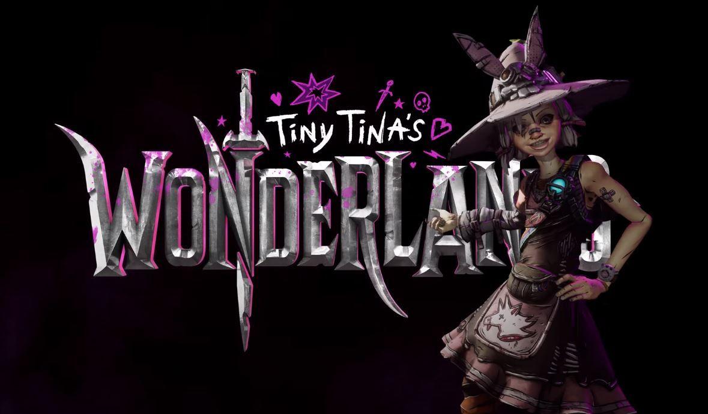 Tiny Tina's Wonderlands spin-off de Borderlands é revelado