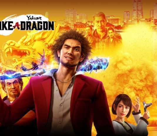Yakuza: Like a Dragon chega ao Xbox Game Pass hoje