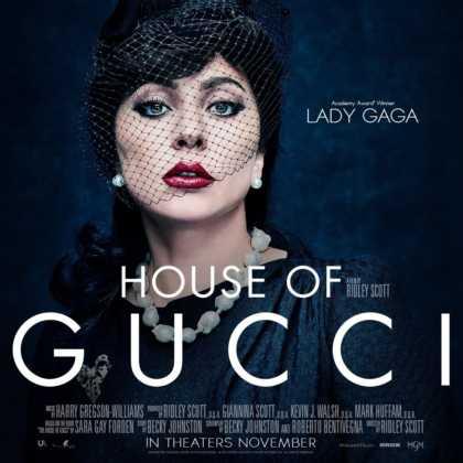 House of Gucci ganha primeiras imagens