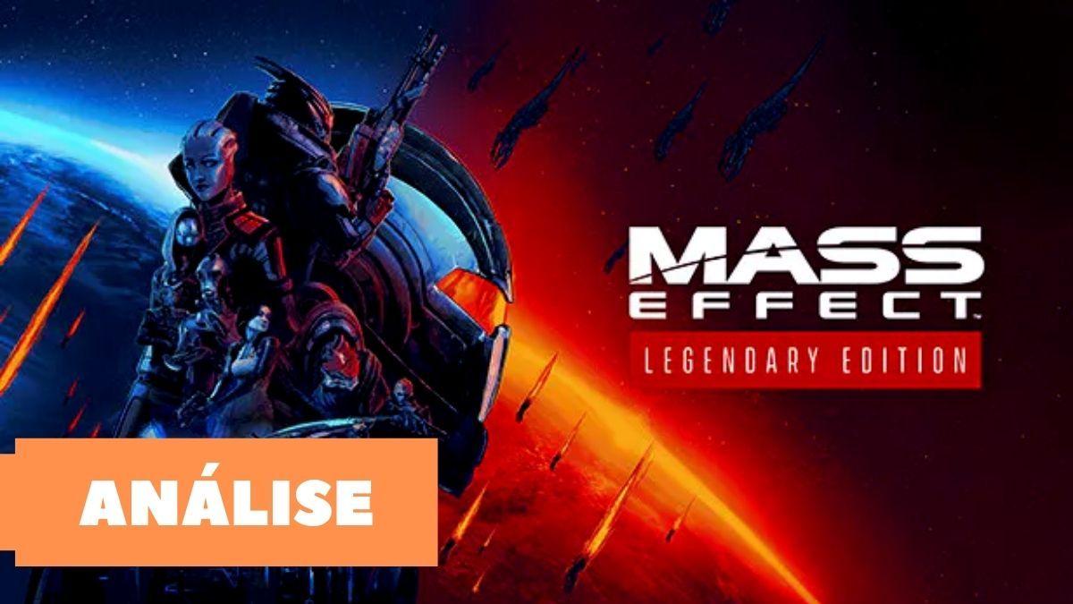 Análise Mass Effect Legendary Edition: O remaster que faltava