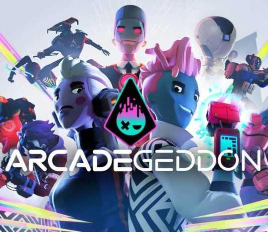 Arcadegeddon está disponível no Early Access para PS5 e PC