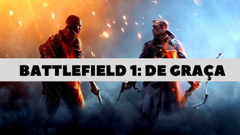 Battlefield 1 está de graça por tempo limitado no Prime Gaming