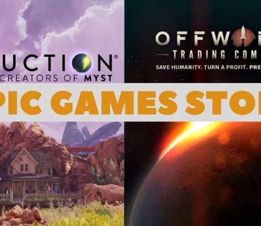 Obduction e Offworld Trading Company estão gratuitos para PC