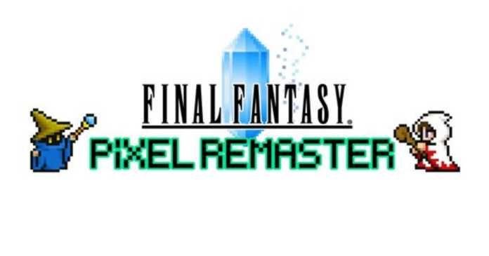 Final Fantasy remaster do I até o III chega em 29 de julho