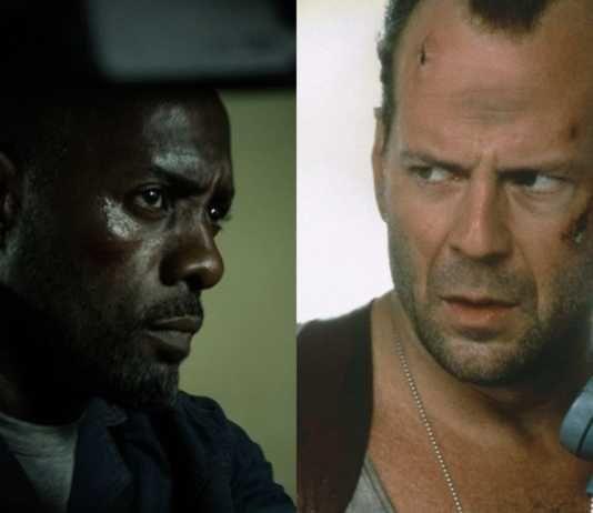 Globo domingo com Idris Elba e Bruce Willis