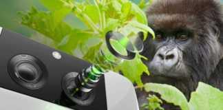 O novo Gorilla Glass da Corning protege as lentes das câmeras do smartphone e permite a entrada de mais luz