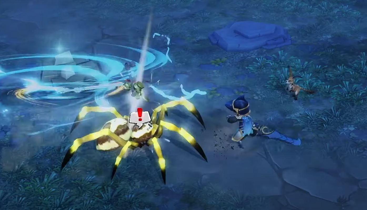 Moonlight Sculptor: MMORPG Já está disponível para o Brasil