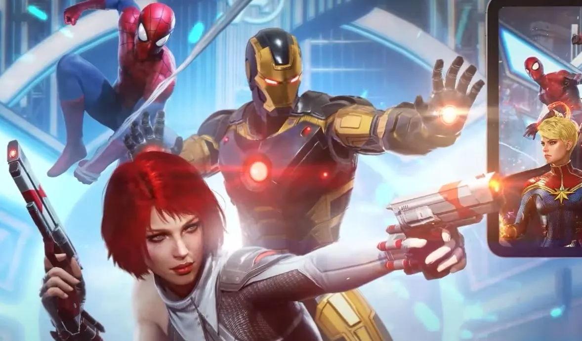 Marvel Future Revolution chega gratuito