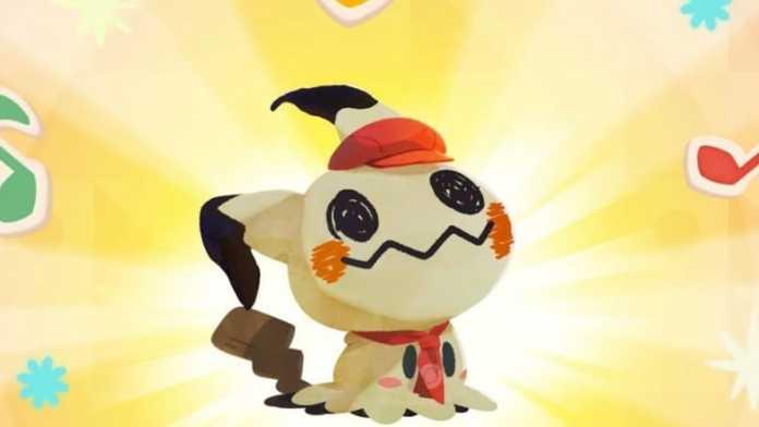 Pokémon Café Mix confirma o retorno de Mimikyu