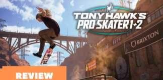 Tony Hawk 1 + 2 para Nintendo Switch