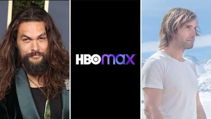 The Climb|Reality de Jason Momoa e Chris Sharma é encomendado pela HBO Max