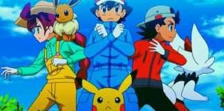 Pokémon Jornadas de Mestre Pokémon   Confira o trailer da nova temporada