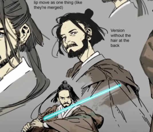Star Wars: Visions: Revelados os nomes dos animes e estúdios