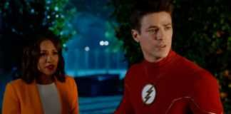 The Flash season finale