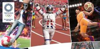 Jogos Olímpicos de Tokyo 2020 – O jogo oficial