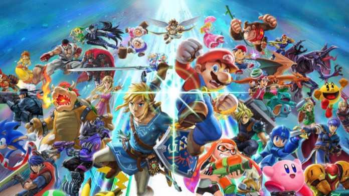 Super Smash Bros. Ultimate confirma evento de Mario Golf: Super Rush spirits