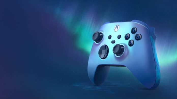 O novo controle do Xbox 'Aqua Shift' faz mais do que apenas mudar a cor